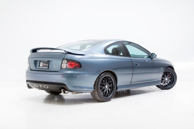 2006 Pontiac GTO LS2 With Upgrades in TX, 75006