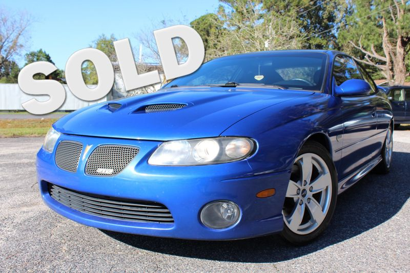 2006 Pontiac GTO  | Charleston, SC | Charleston Auto Sales in Charleston SC