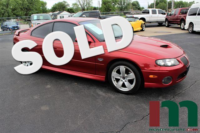 2006 Pontiac GTO    Granite City, Illinois   MasterCars Company Inc. in Granite City Illinois