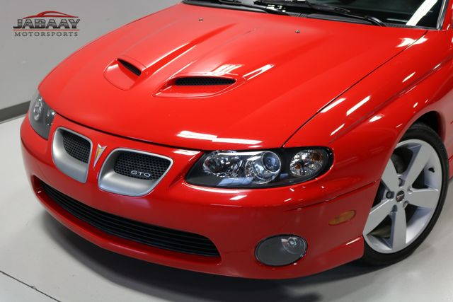 2006 Pontiac GTO Merrillville, Indiana 26