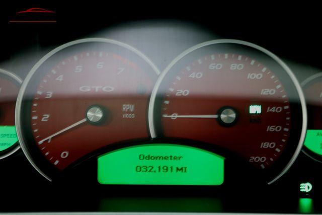 2006 Pontiac GTO Merrillville, Indiana 18