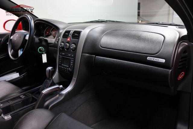 2006 Pontiac GTO Merrillville, Indiana 16