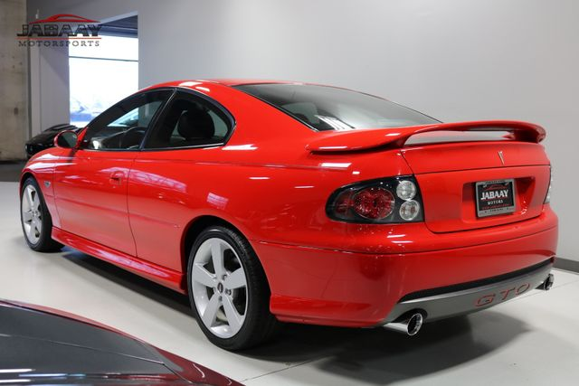 2006 Pontiac GTO Merrillville, Indiana 2