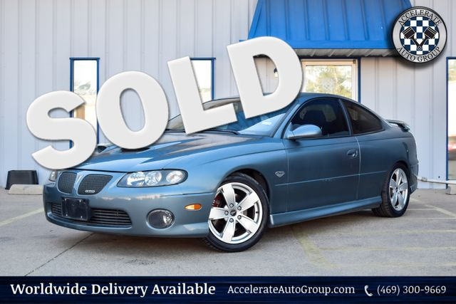 2006 Pontiac GTO Base in Rowlett