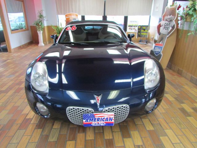 2006 Pontiac Solstice Convertible *SOLD!