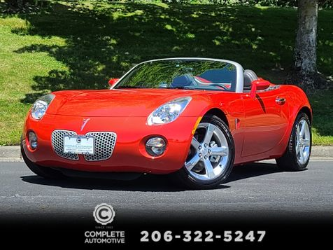 2006 Pontiac Solstice Convertible YES 307 Original Miles 1 Owner It's New  in Seattle