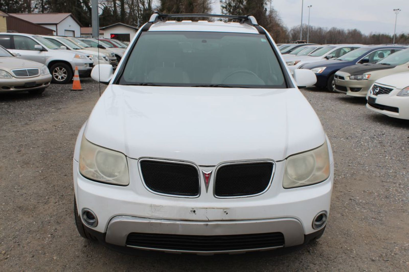 2006 pontiac torrent engine size