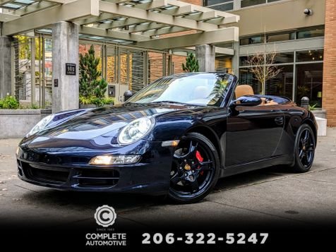 2006 Porsche 911 997 Carrera S Convertible Low Miles Tiptronic Navigation Bose Stereo CD Xenons 19