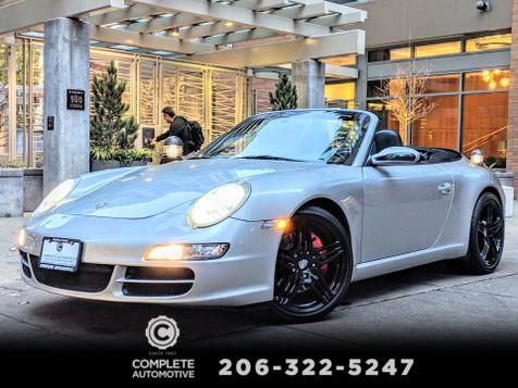 2006 Porsche 911 997 Carrera S Convertible Very Nice Tiptronic Navigation Upgraded Stereo CD Xenons 19