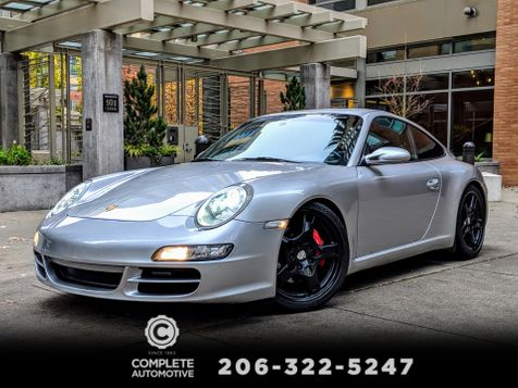 2006 Porsche 911 997 Carrera S Coupe  6-Speed Manual Sunroof H&R Springs 19