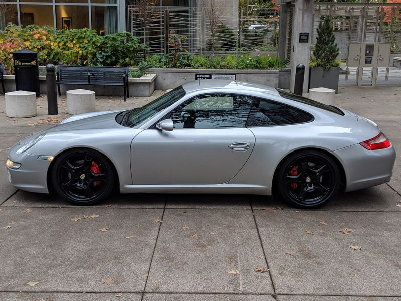 2006 Porsche 911 997 Carrera S Coupe  6-Speed Manual Sunroof HR Springs 19 Alloys FAST Must Drive   city Washington  Complete Automotive  in Seattle, Washington