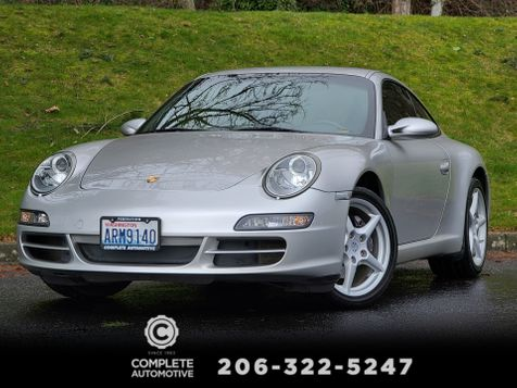 2006 Porsche 911 Carrera Coupe 6-Speed 66,000 Miles Full Service History Excellent 997  in Seattle