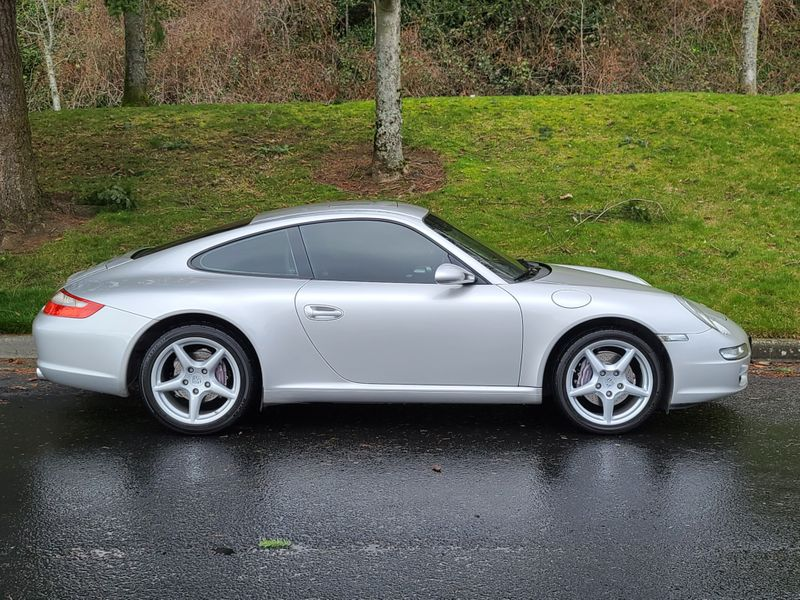 2006 Porsche 911 Carrera Coupe 6-Speed 66000 Miles Full Service History Excellent 997   city Washington  Complete Automotive  in Seattle, Washington