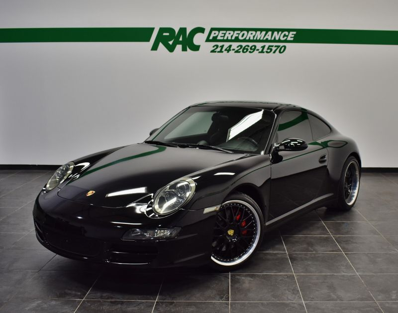 2006 Porsche 911 Carrera 4S in Carrollton, TX