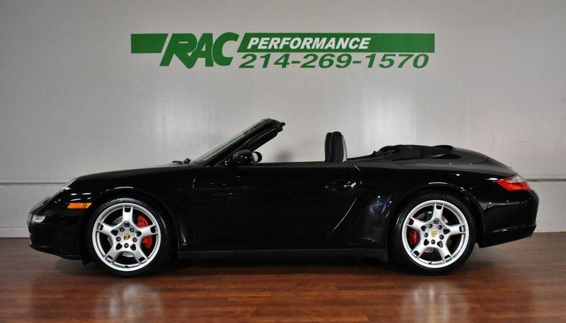 2006 Porsche 911 Carrera 4S Cabriolet in Carrollton, TX