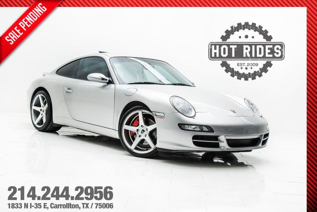 2006 Porsche 911 Carrera S With Upgrades
