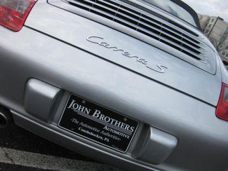 2006 Sold Porsche 911 Carrera S Convertible Conshohocken, Pennsylvania 36