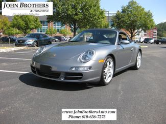 2006 Porsche 911 Carrera Convertible Conshohocken, Pennsylvania