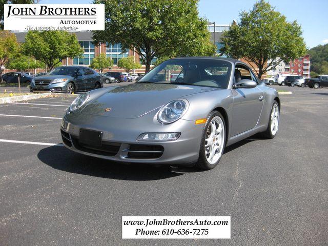 2006 Sold Porsche 911 Carrera Convertible Conshohocken, Pennsylvania