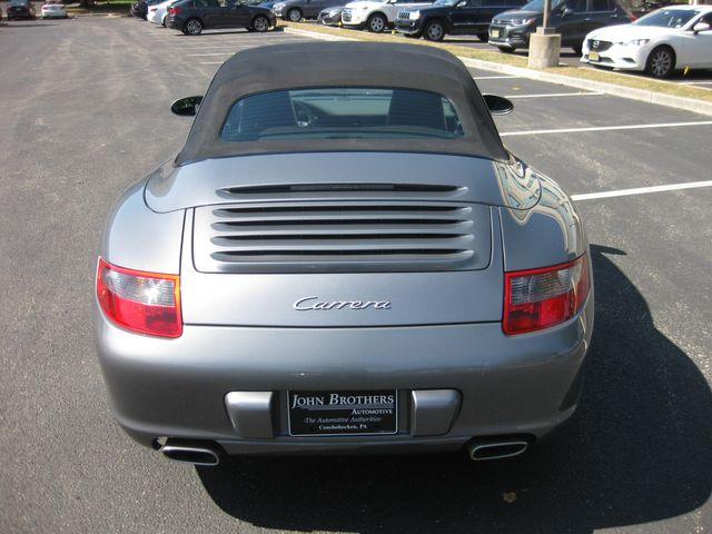 2006 Porsche 911 Carrera Convertible Conshohocken, Pennsylvania 11