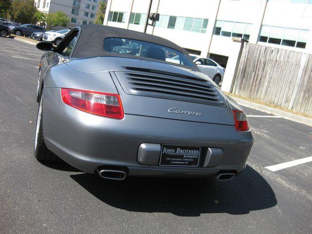 2006 Porsche 911 Carrera Convertible Conshohocken, Pennsylvania 10