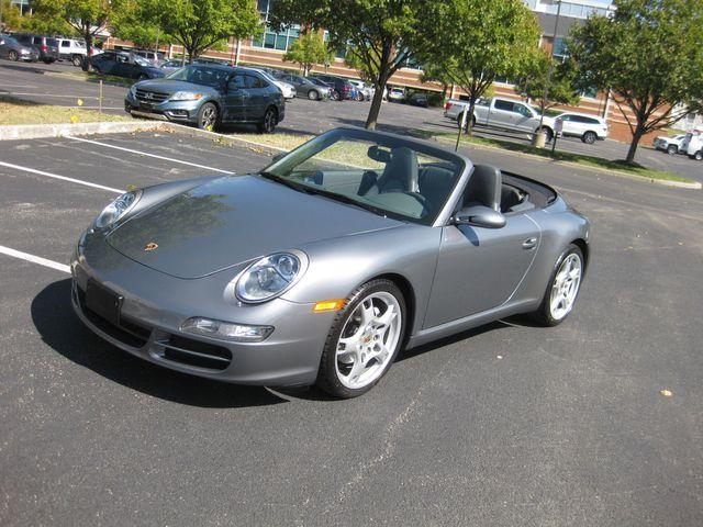 2006 Porsche 911 Carrera Convertible Conshohocken, Pennsylvania 15