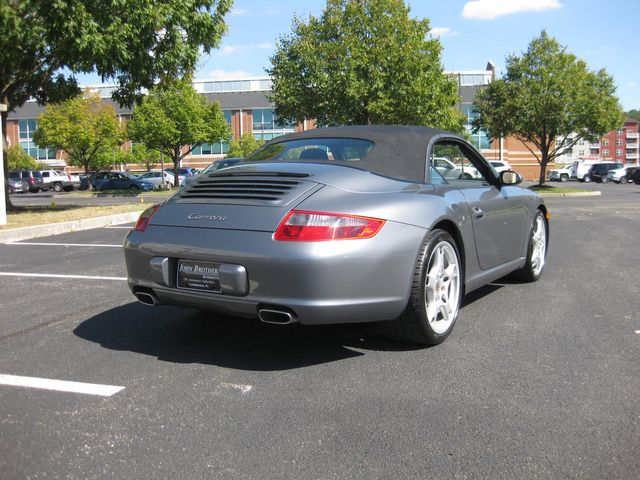 2006 Porsche 911 Carrera Convertible Conshohocken, Pennsylvania 26