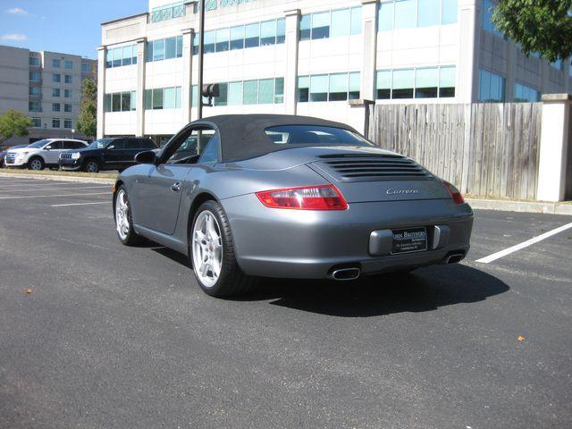 2006 Porsche 911 Carrera Convertible Conshohocken, Pennsylvania 4