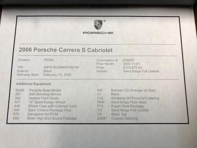 2006 Porsche 911 Carrera S Longwood, FL 42