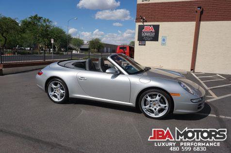 2006 Porsche 911 Carrera 4 Cabriolet Convertible 997 ONLY 17k MILES   MESA, AZ   JBA MOTORS in MESA, AZ