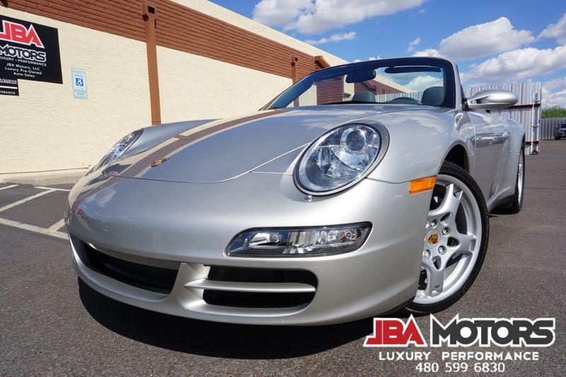 2006 Porsche 911 Carrera 4 Cabriolet Convertible 997 ONLY 17k MILES   MESA, AZ   JBA MOTORS in MESA AZ