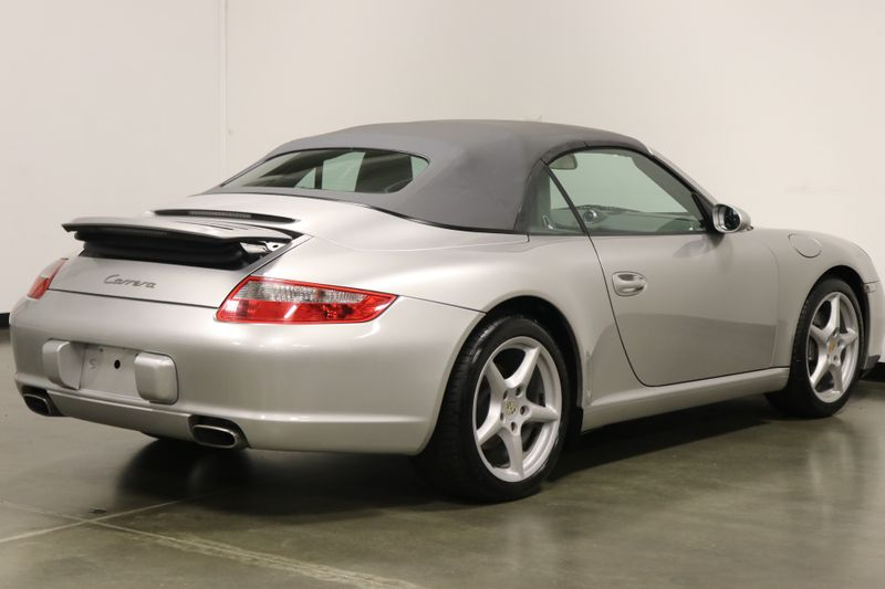 2006 Porsche 911   Carrera Cabriolet  city NC  The Group NC  in Mooresville, NC