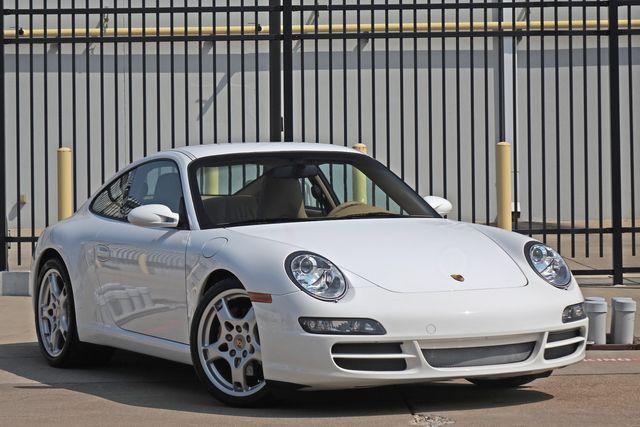 2006 Porsche 911 Carrera S * Tiptronic * 54k Miles * White/Tan * TX