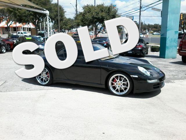 2006 Porsche 911 Carrera S Boerne, Texas
