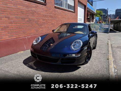 2006 Porsche 911 997 Carrera S Convertible Low Miles Tiptronic Navigation Bose Stereo CD Xenons 19