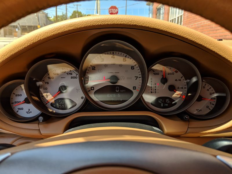 2006 Porsche 911 997 Carrera S Convertible Low Miles Tiptronic Navigation Bose Stereo CD Xenons 19 Very Nice  city Washington  Complete Automotive  in Seattle, Washington