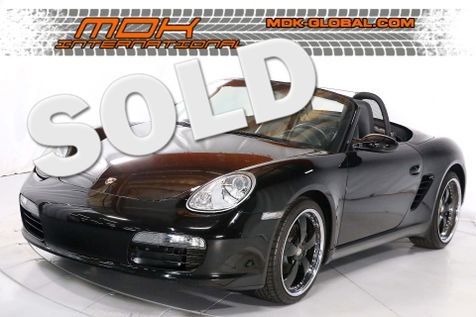 2006 Porsche Boxster - Auto - Only 49K miles in Los Angeles