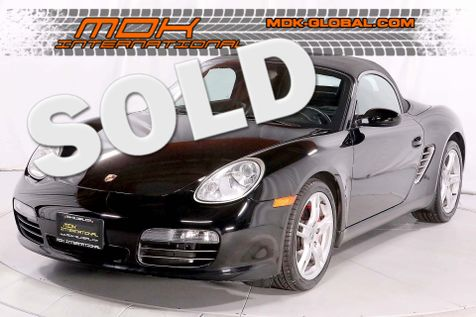 2006 Porsche Boxster S - Tiptronic - Heated seats in Los Angeles