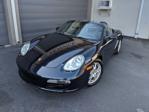 2006 Porsche BOXSTER (*5-SPEED MANUAL...41K MILES..LOADED..GREAT MPG*)  in Campbell, CA