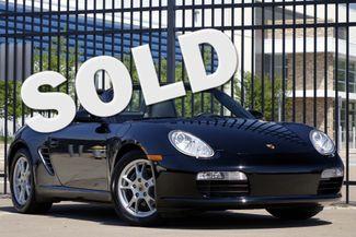 2006 Porsche Boxster Heated Seats * BOSE * Xenons * TRIPLE BLACK * Plano, Texas