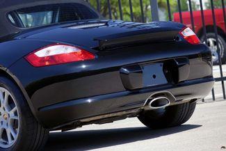 2006 Porsche Boxster Heated Seats * BOSE * Xenons * TRIPLE BLACK * Plano, Texas 21