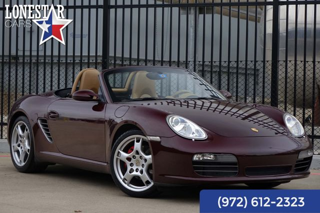 2006 Porsche Boxster S Clean Carfax 6 Speed
