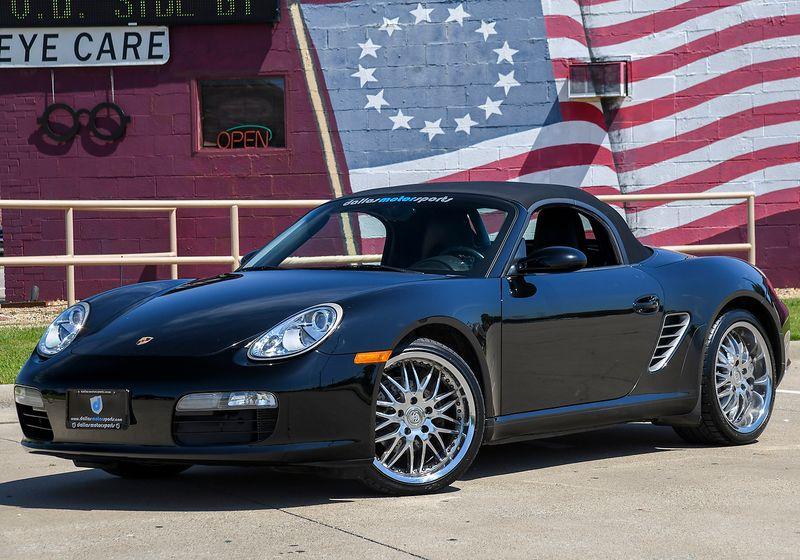 2006 Porsche Boxster   city TX  Dallas Motorsports  in Wylie, TX