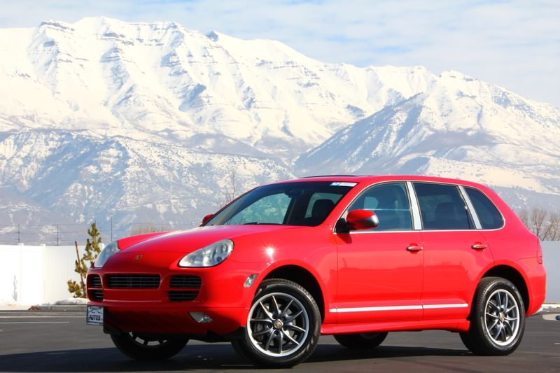 2006 Porsche Cayenne AWD S Titanium Edition  city Utah  Autos Inc  in , Utah
