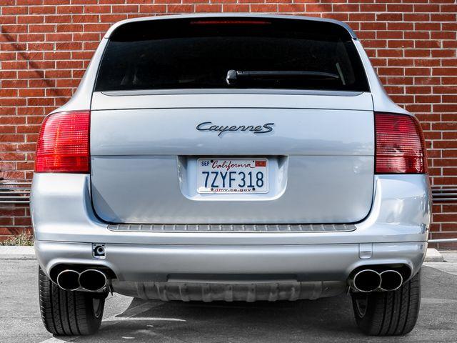 2006 Porsche Cayenne S Titanium Edition Burbank, CA 3