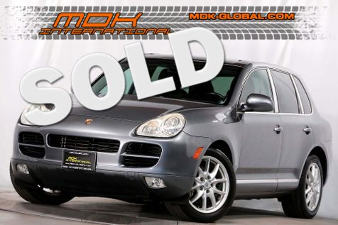 2006 Porsche Cayenne S - Navigation - BOSE - Heated seats in Los Angeles