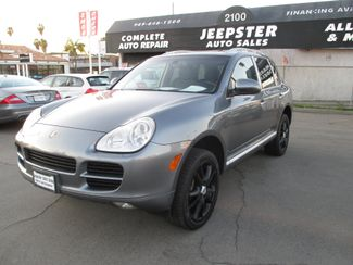 2006 Porsche Cayenne S in Costa Mesa California, 92627