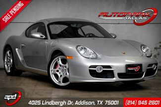 2006 Porsche Cayman S 6 Speed, Sport Chrono , Nav in Addison, TX 75001