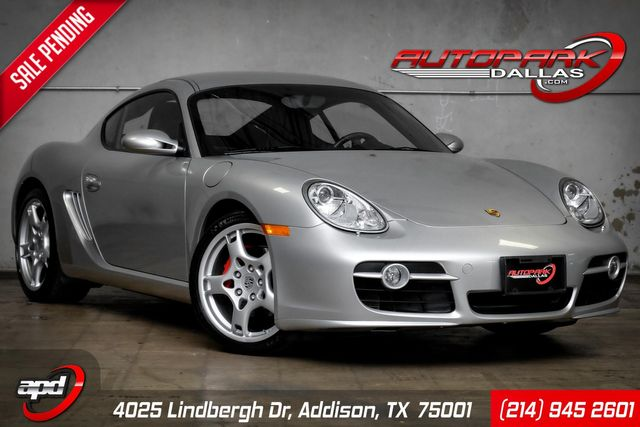 2006 Porsche Cayman S 6 Speed, Sport Chrono , Nav