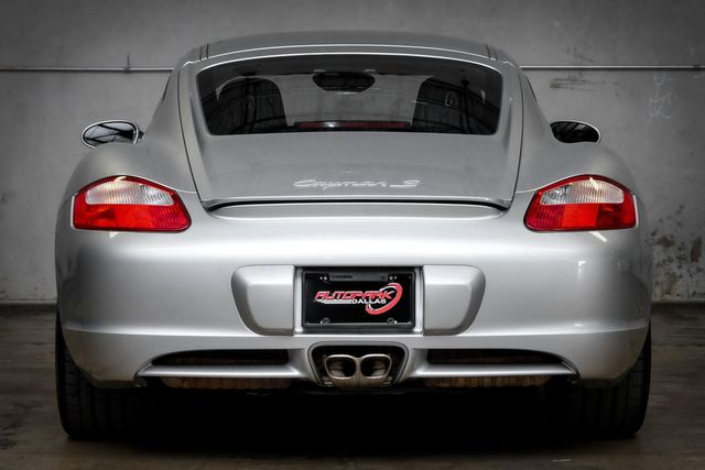 2006 Porsche Cayman S 6 Speed, Sport Chrono , Nav in Addison, TX 75001